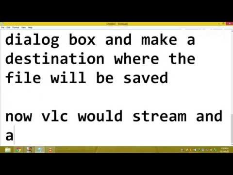how to extract audio from video by vlc media player