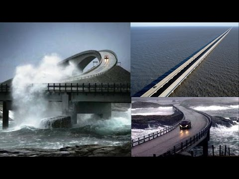 Top 10 Scary Bridges You'll Have To See To Believe - AllTimeTop