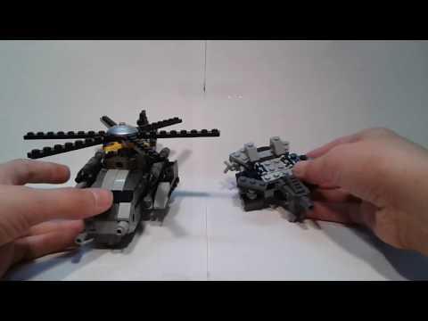 Lego Transformer First Movie Blackout V2 #23