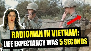 Download Vietnam-era Radiomen life expectancy was 5 seconds Video