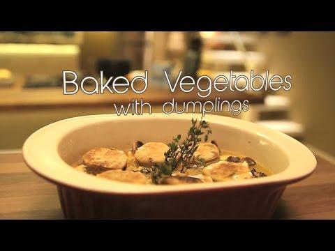Baked Vegetables with Dumplings | Chef Gautam Mehrishi | Bake Do Teen