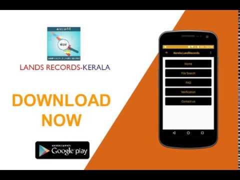 Land Records Kerala