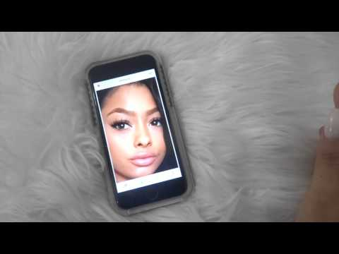 What's on my phone? How I edit my instagram photos | JaydePierce