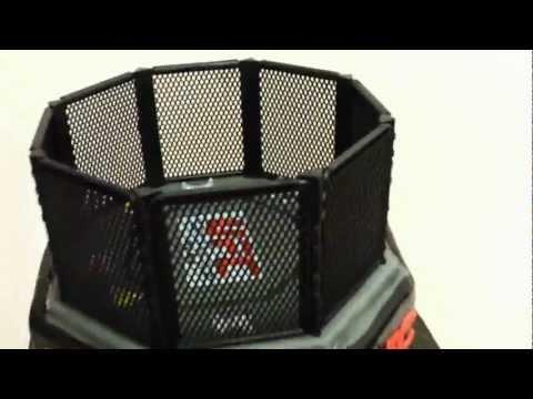 UFC Custom Cake Cage - Fighters cake - Las Vegas Cakes