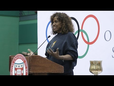 St  Louis' Olympic Legacy at Washington University