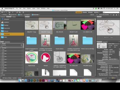 Editing Silver Jewelry in Adobe Photoshop