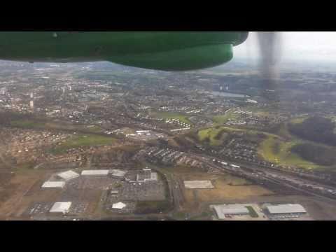 Aer Arann ATR42 Glasgow-Donegal