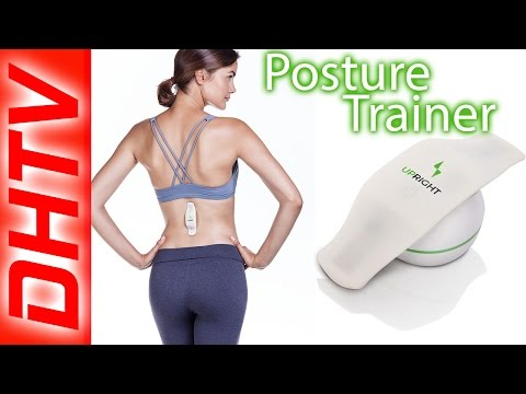Upright Posture Trainer - Wearable Tech To Correct Your Posture