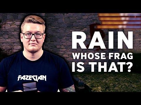 FaZe Rain Plays Whose Frag is That?