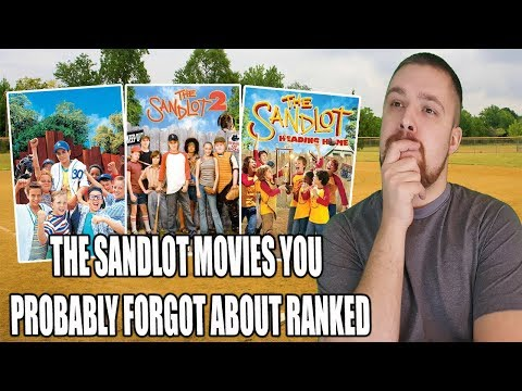Every Sandlot Movie You Forgot About Ranked
