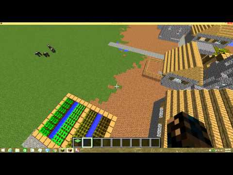 How to make grass grow faster in Minecraft!!