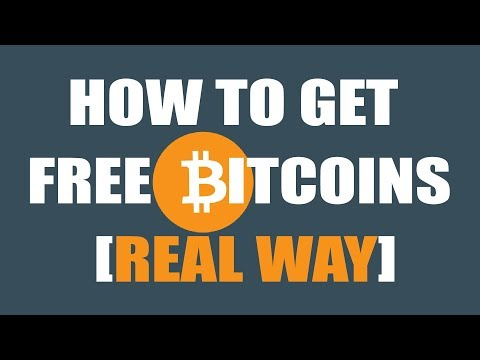 HOW TO GET FREE BITCOINS FAST AND EASY!!!